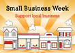 Small Business Week, support local entrepreneurs, stores, shops