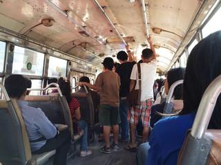 Transportation by bus in Bangkok