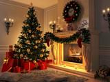 Fireplace - 74616429