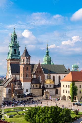 Poland, Wawel Cathedral