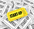 Start-Up Winning Ticket Best New Company Business Launch Competi