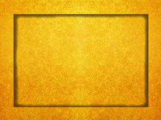 金箔のフレーム