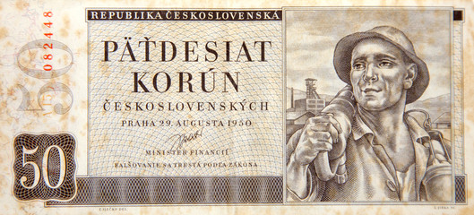 Historical paper money