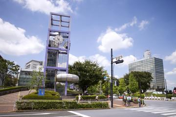 渋谷区役所前交差点