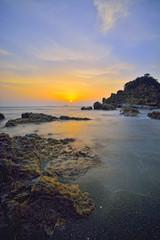 長崎の夕陽