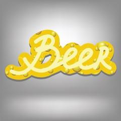 beer text