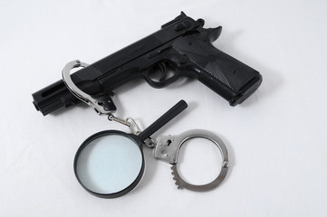 Criminality Concept
