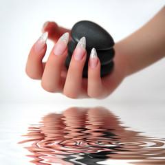 Moderne Fingernägel