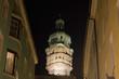 canvas print picture - Innsbrucker Stadtturm