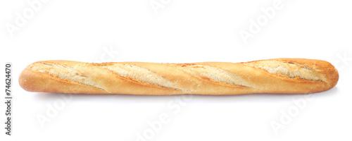 Foto op Canvas Brood Baguette