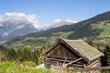 Mountains in Tyrol