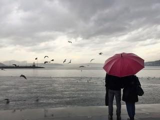 Yağmur ve Deniz