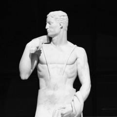 Statua Operaio