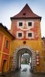 Cesky Krumlov Budejovice gate - 74627203