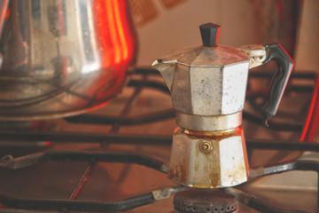 Caffè sul fornello