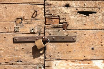 Catenaccio da porta