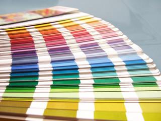 Farbfächer Color Fan Farben