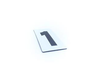 数字・1・頂点