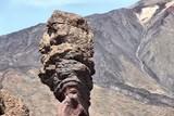 Tenerife - Finger of God rock at Teide National Park