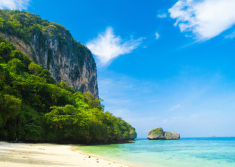 Rock Island Sunny Waters