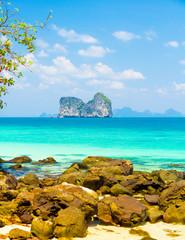 Idyllic Seascape Heaven On Earth