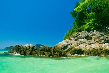 Remote Resort Sands of White