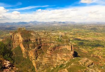 ethiopie, massif du Gheralta