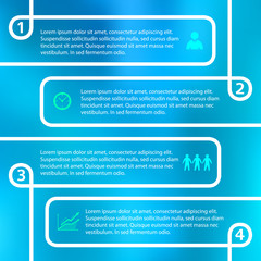 loop-option-plan-vector-template-page-booklet