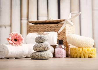 Spa, meditation, aromatherapy