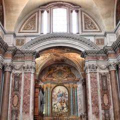 Rome church - Saint Mary of Angels and Martyrs