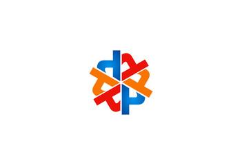 logo circle vector