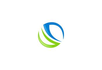 logo circle vector design