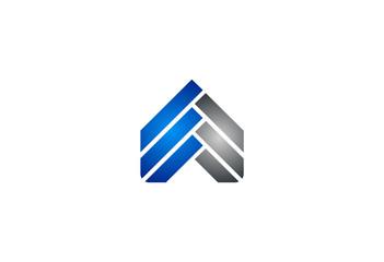 logo corporate design vector