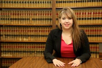 Portrait Hispanic Female Professional