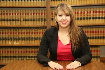 Hispanic Female Lawyer Law Office