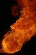 canvas print picture - Feuer