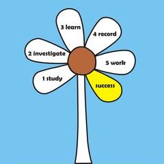 Flor del éxito