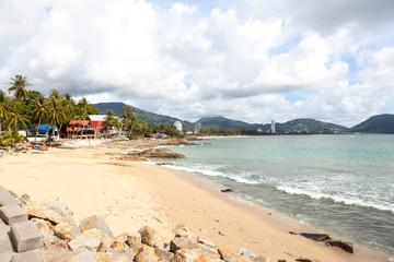Patong - APRIL 25: Kalim Beach. April 25, 2012 in Patong, Thaila