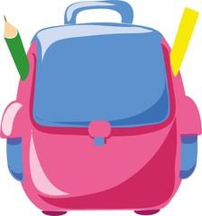 Мультфильм школьный мешок