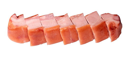 Sliced Pork Bacon