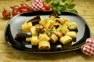 Calamarata Cucina italiana Expo Milano 2015 San Valentino