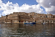 Fortress and bastions, Valetta, Malta