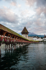 Chapel Bridge at Luzern