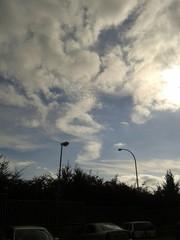 Triangolo di nuvole