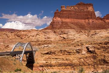 Brücke über den Colorado River, USA