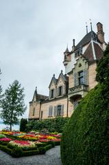Oberhofen Castle gardens