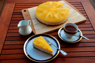 Kuchen Gedeck