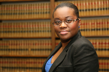 Woman's Rights Advocate, Female African American Lawyer