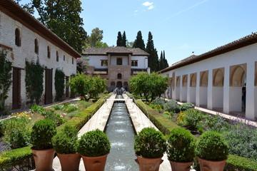 Generalife Palace, Granada