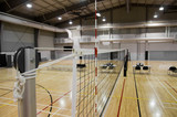 Indoor Volleyball Court